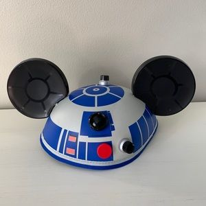 Disney's R2D2 Mickey Ears Hat